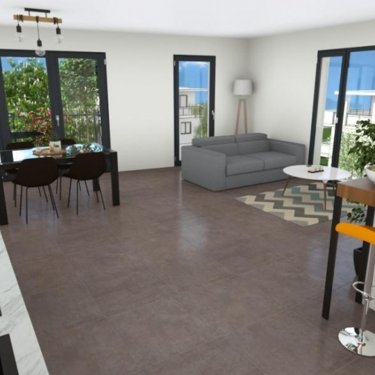 PROM-S : Appartement | JASSANS-RIOTTIER (01480) | 59.00m2 | 203 207 €